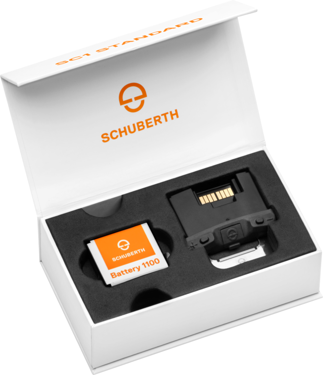 Schubert sc-1 standaard communicatieset