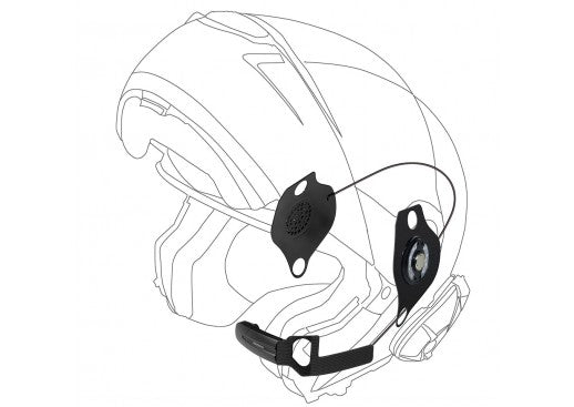 Interphone MC/XT Prosound headset tbv Schuberth C3