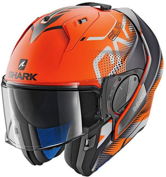 Shark evo one 2 keenser orange, OUTLET