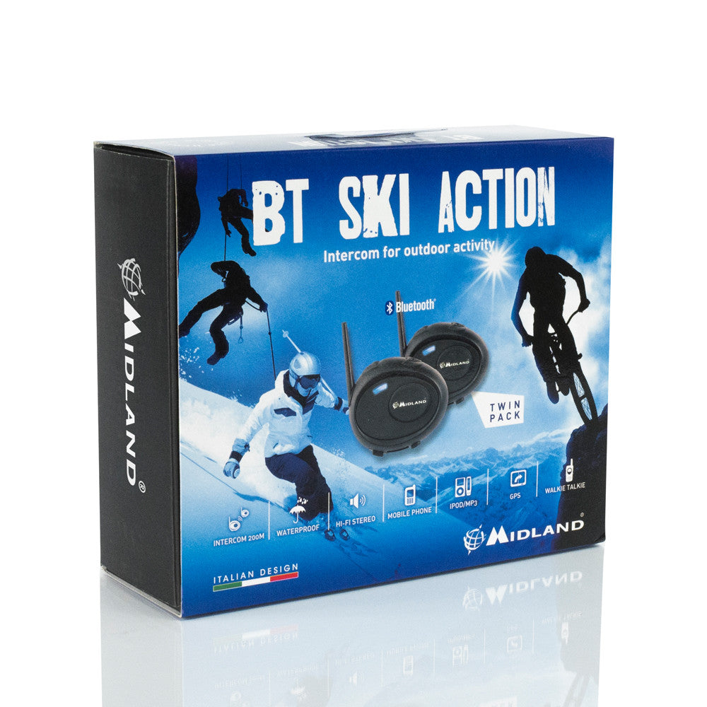 Midland BT Ski Action Twin Pack