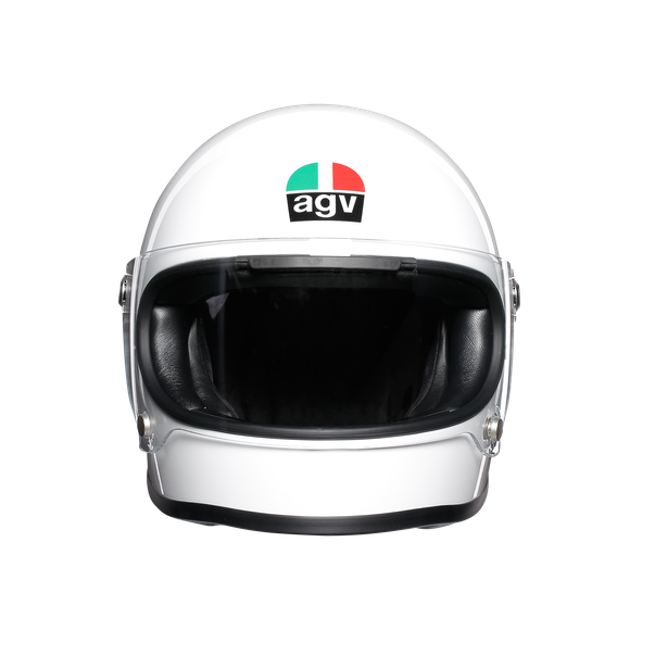 AGV X3000 SOLID WHITE, Maat ML OUTLET