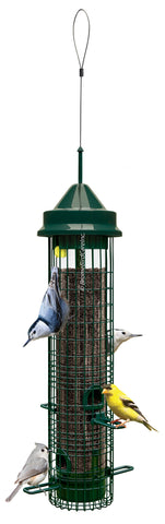 Brome Bird Care Squirrel Buster Classic 1.4 Qt Bird Feeder