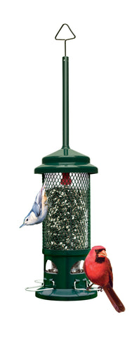 Brome Bird Care Squirrel Buster™ Standard Weight Adjustable Closing Mechanism Bird Feeder