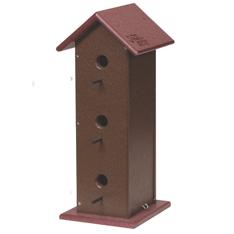 Triple Bird House