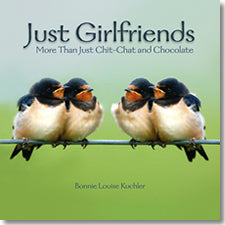 Just Girlfriends - Hardcover Book