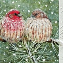 Pumpernickel Press Baby It's Cold Outside Christmas Card 16/Box