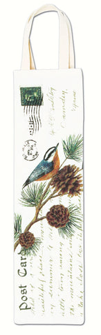 Alice's Cottage 3.5 IN X 13.5 IN Nuthatch Bottle Caddy