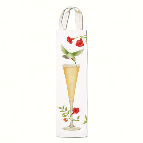 Alice's Cottage 3.5 IN X 13.5 IN Hummingbird Bottle Caddy