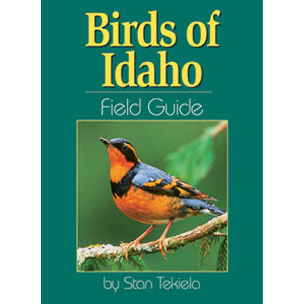 Idaho Birds Field Guide