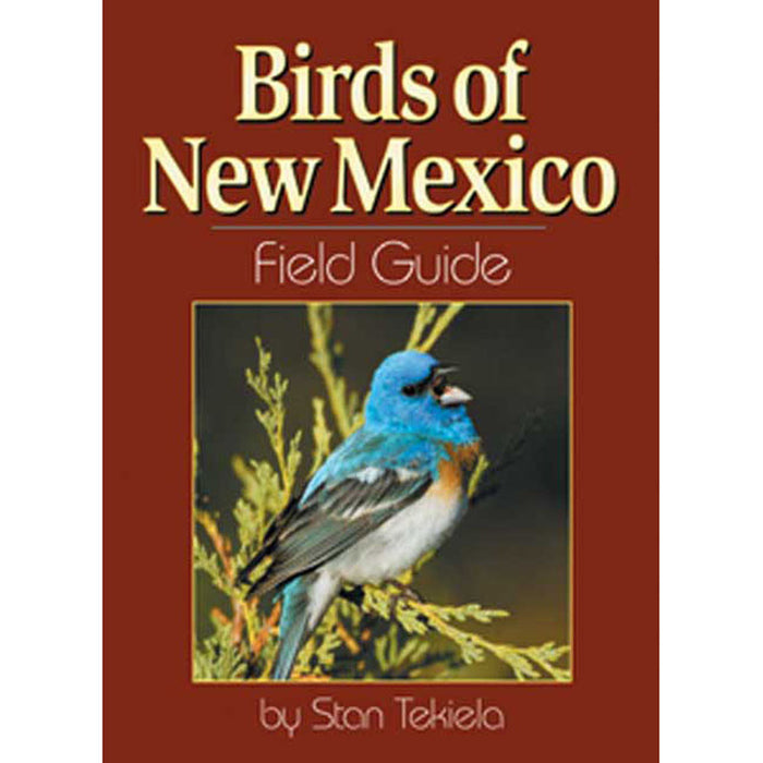 New Mexico Birds Field Guide