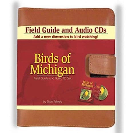 Birds Michigan Field Guide CD Set
