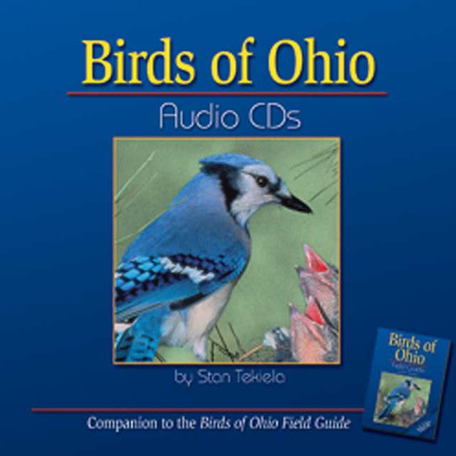 Birds Ohio Audio CD
