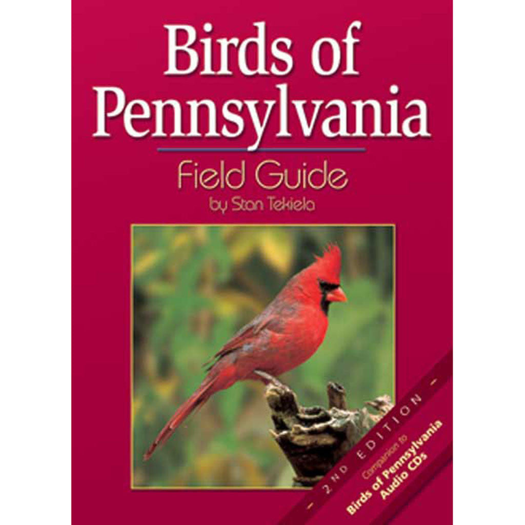 Pennsylvania Birds 2nd Edition Field Guide