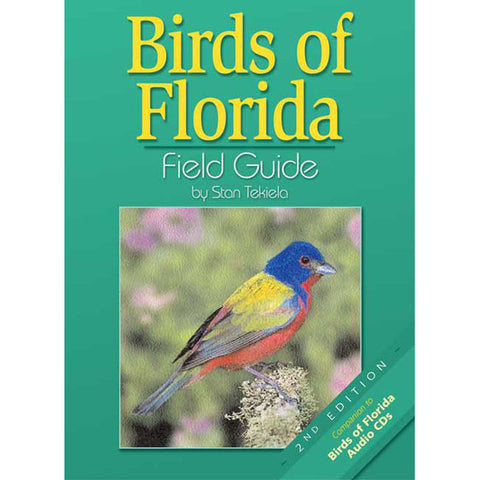 Florida Birds 2nd Edition Field Guide