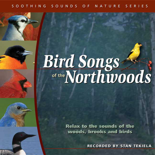Birdsongs of Northwoods CD