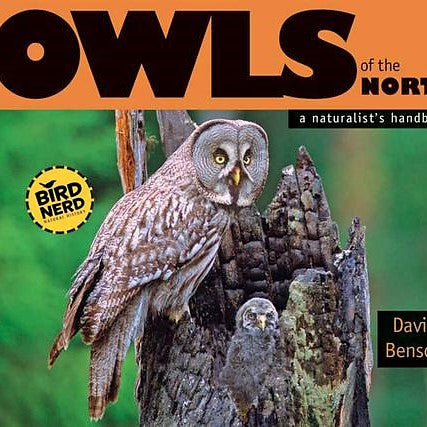 Owls of the North Book