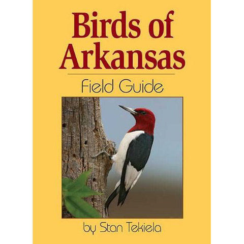 Birds of Arkansas Guide