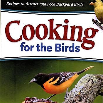 Cooking For The Birds Book