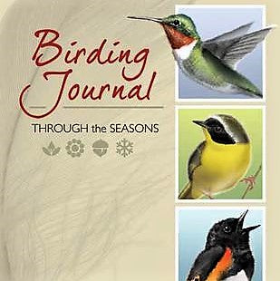 Birding Journal Through the Seasons Journal