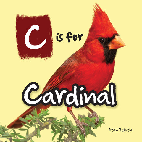 C is for Cardinal Book