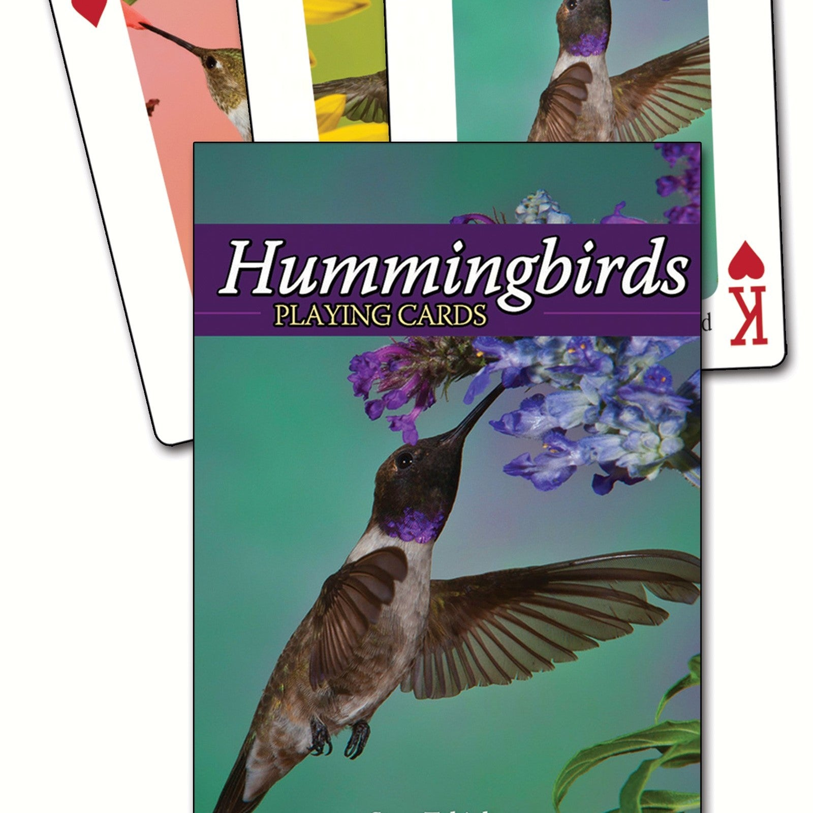Hummingbird Playing Cards