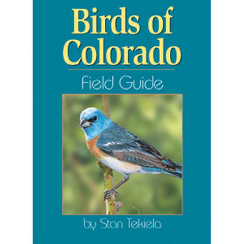 Colorado  Birds Field Guide