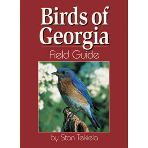 Georgia Birds Field Guide