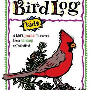 Bird Log Kids Journal