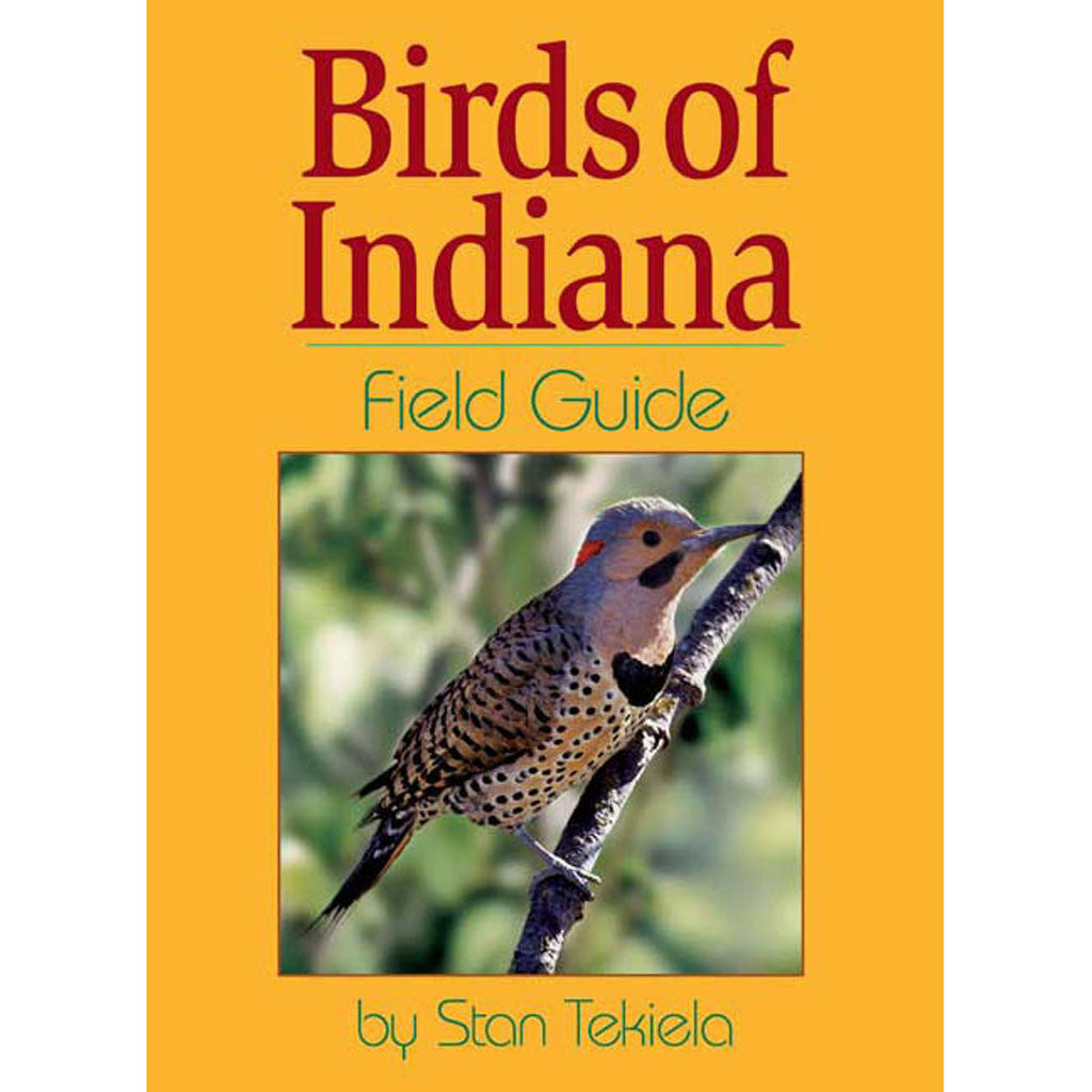 Indiana Birds Field Guide