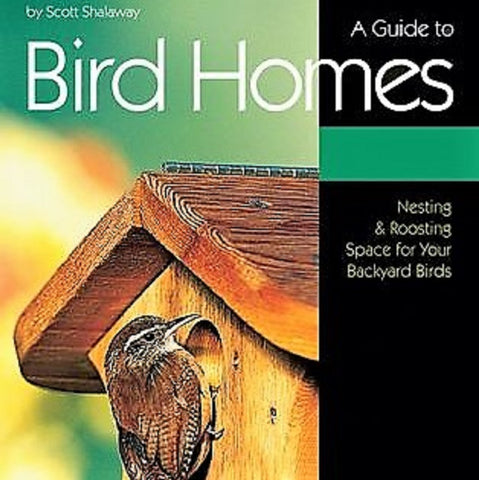 A Guide To Bird Homes Book
