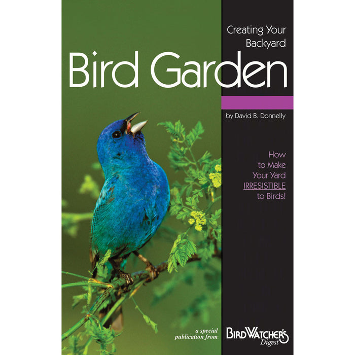 Creating Your Backyard Bird Garden Booklet