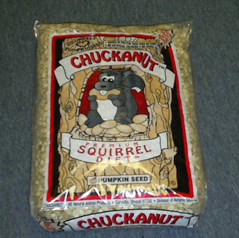 Chuck-A-Nut 10 pound Bag Squirrel Feed