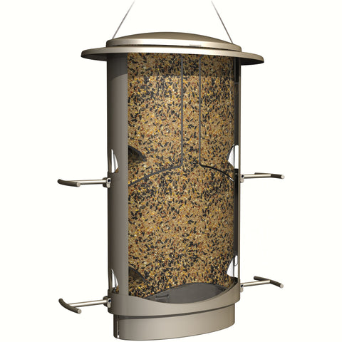 Classic Brands Squirrel-Proof X-1 Seed Feeder