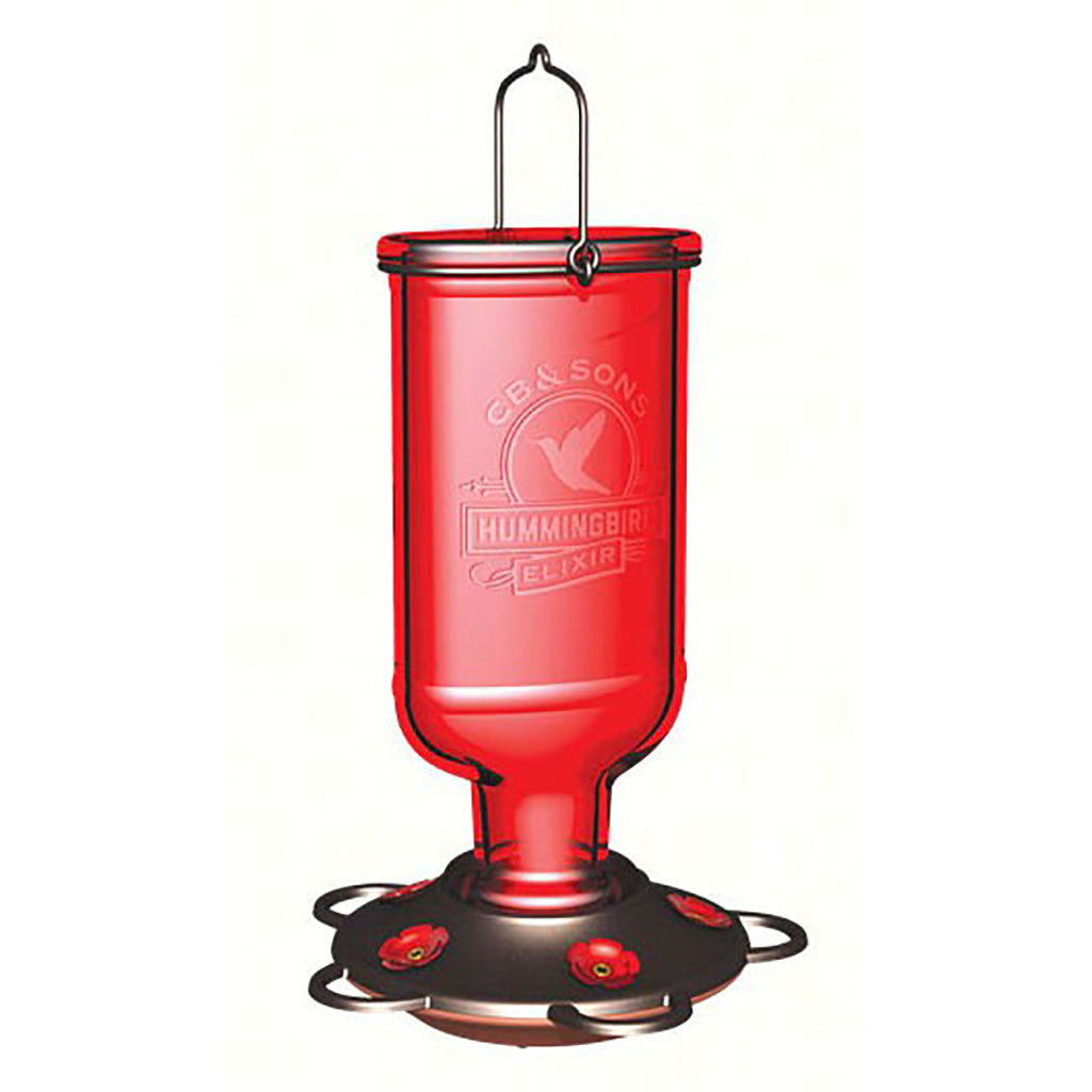 Classic Brands 13 OZ Elixir Hummingbird Feeder