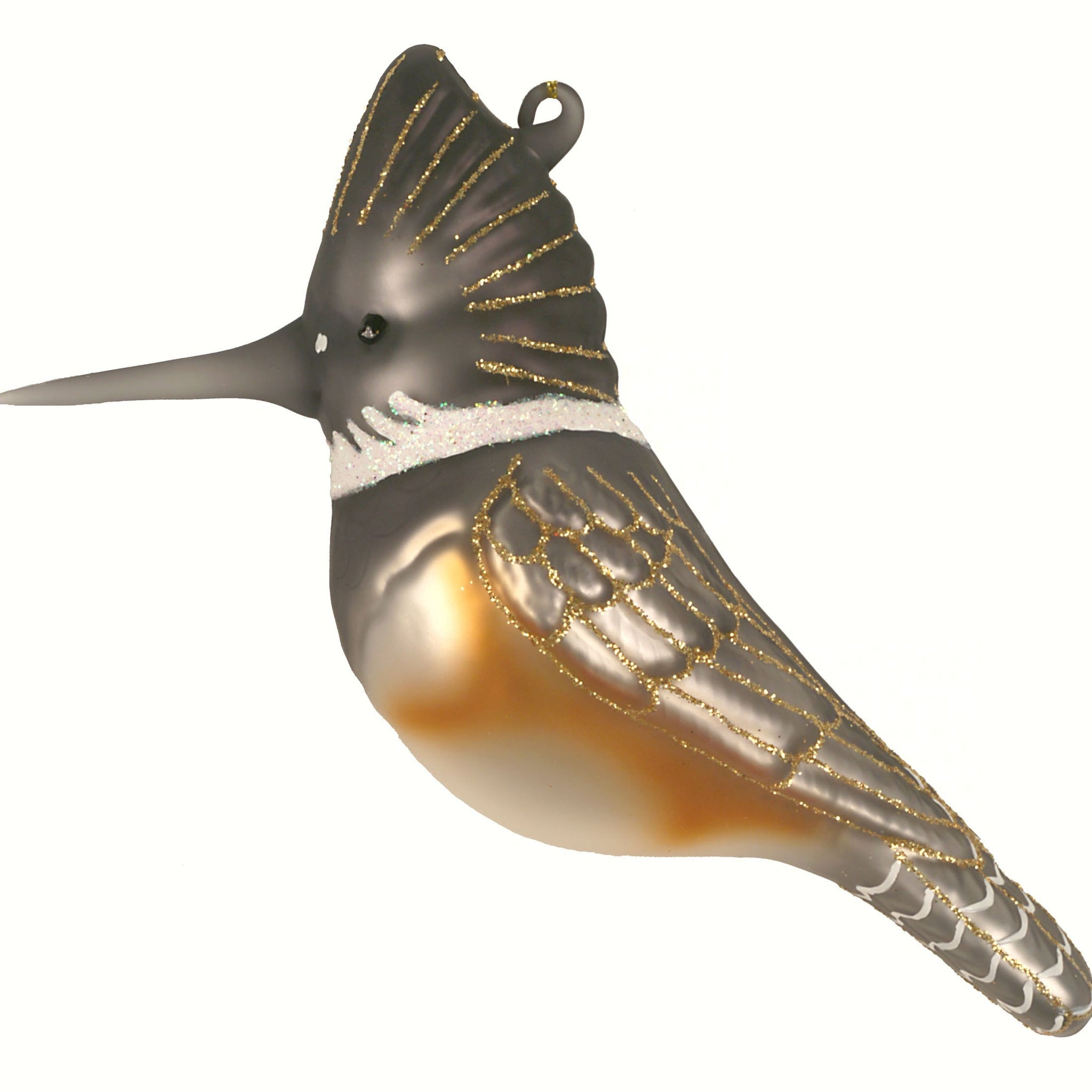 Kingfisher Ornament