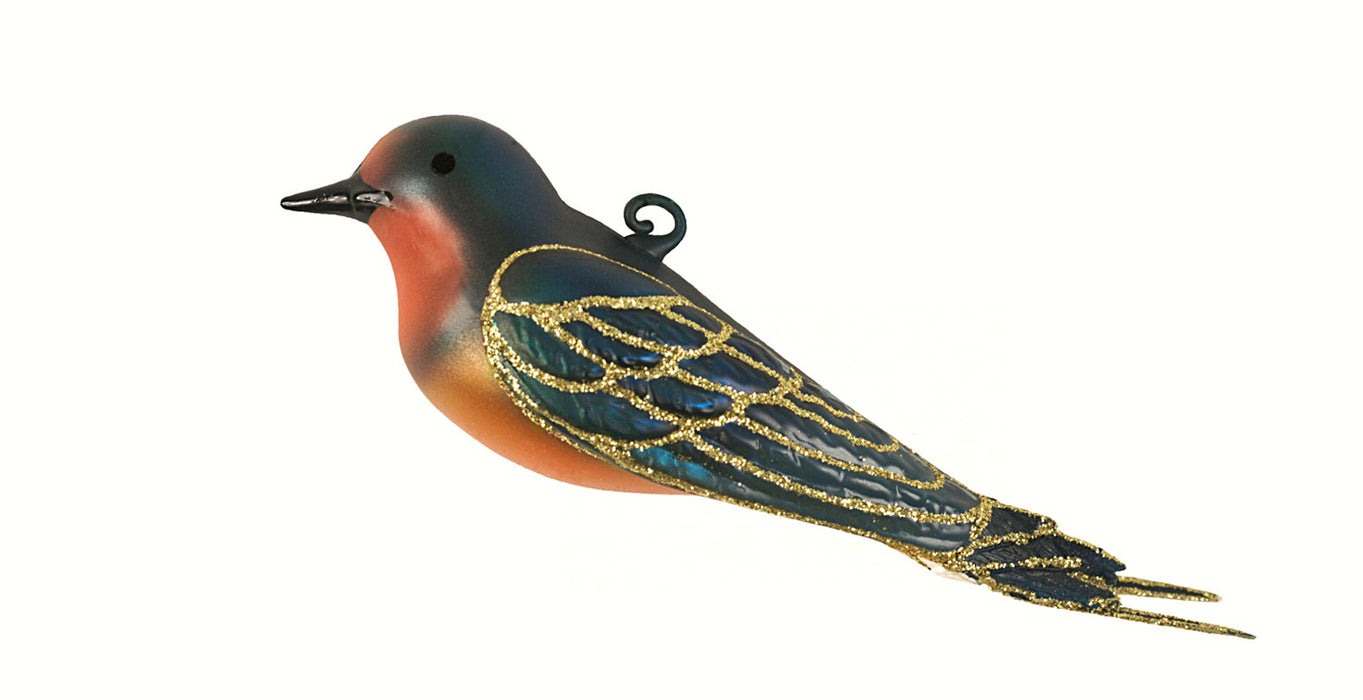 Barn Swallow Ornament