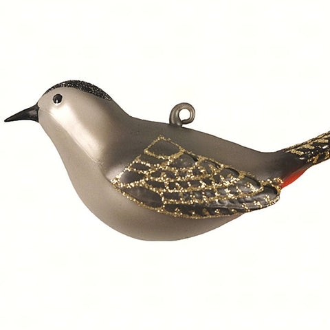 Gray Catbird Ornament