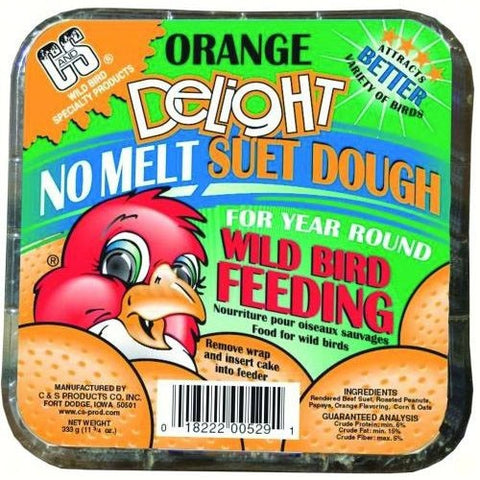 Orange Dough