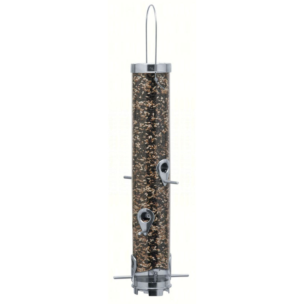 Droll Yankees 20 IN Tubular Bird Feeder