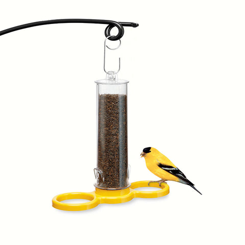Droll Yankee Bird Lovers Finch Finder Nyjer Seed Feeder