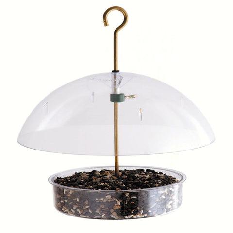 Droll Yankee Seed Saver Domed Feeder