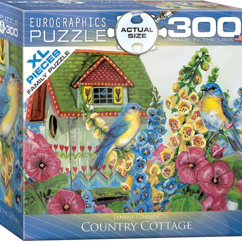 300 Piece Country Cottage XL Puzzle