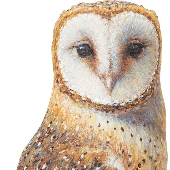Barn Owl Door Stop