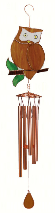Owl Large Wind Chime