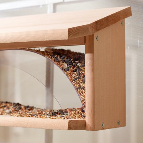 Deluxe Windowsill Feeder