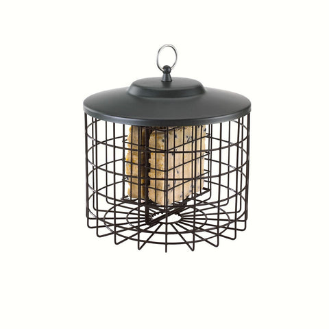 Hiatt Manufacturing Squirrel Proof Double Suet Feeder