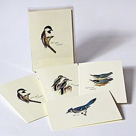 Peterson Bird Notecard Assortment III -4 styles 2 each