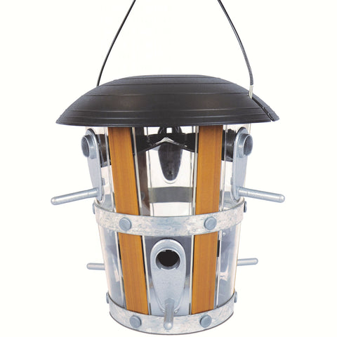 Solar Decorative Lantern Feeder