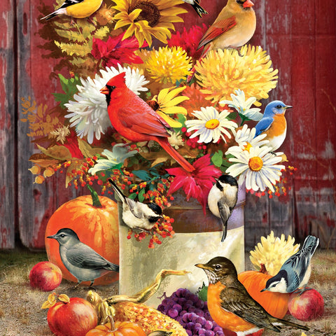 1000 Piece Autumn Bouquet Puzzle