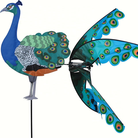 Peacock 35 inch Flying Spinner